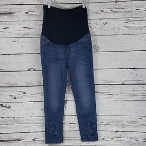 4/$20 Celebrity pink maternity jeans